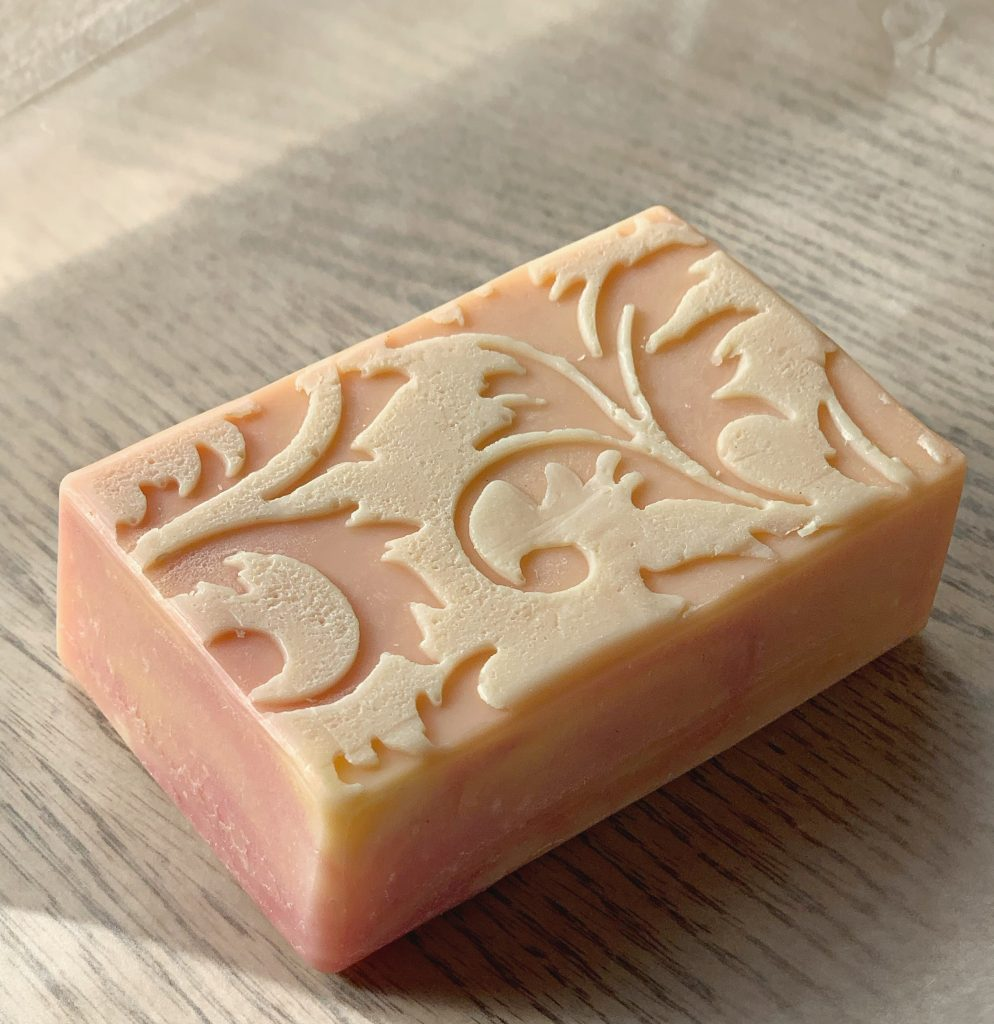 Love Spell (type) Soap